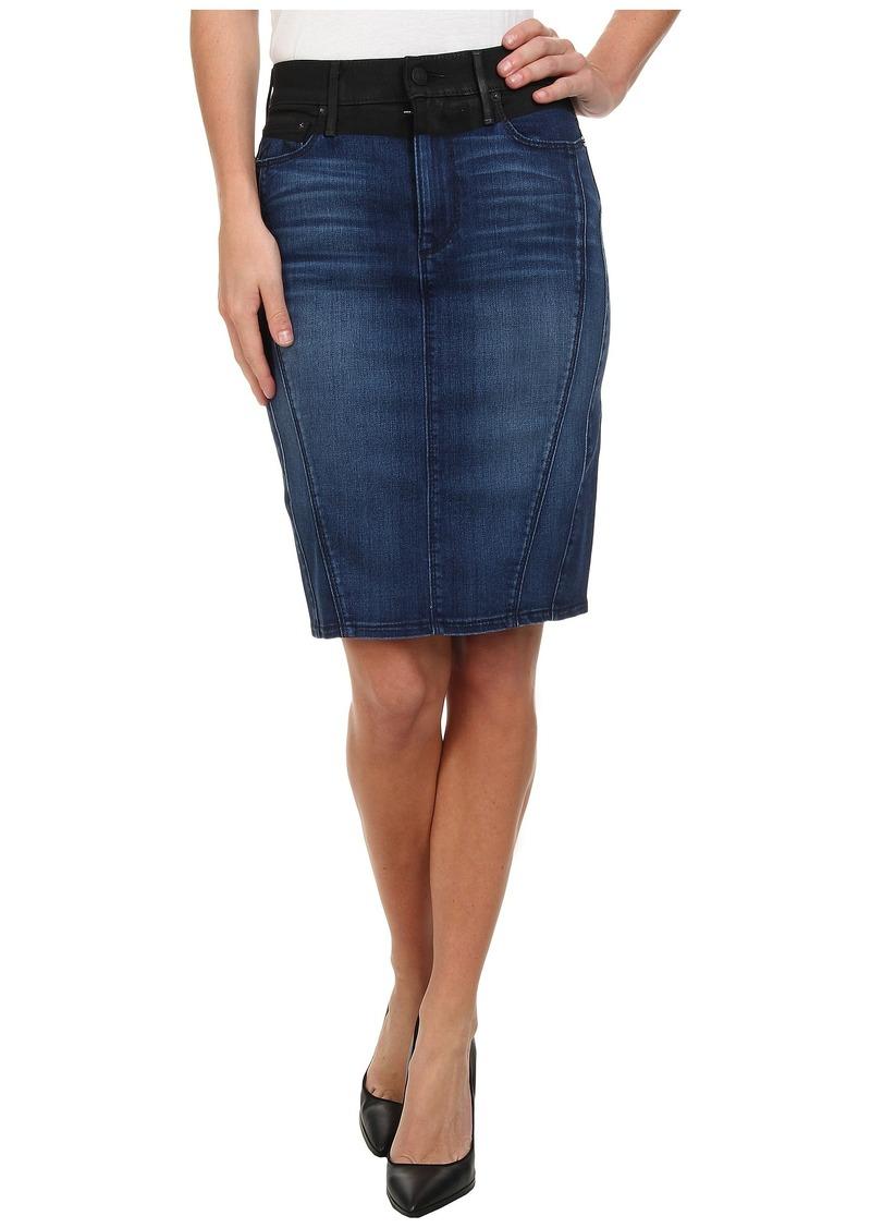True Religion Chloe Pencil Skirt in Till the End