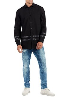 True Religion Collegiate Cotton Sport Shirt