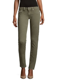 True Religion Colored Skinny Jeans