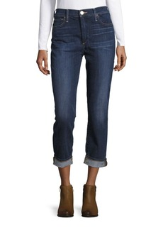 True Religion Cora High-Rise Straight Jeans