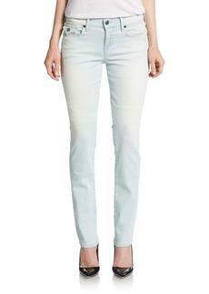 True Religion Cora Straight-Leg Jeans