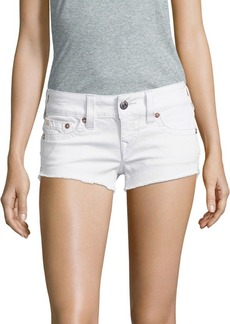 True Religion Cotton-Blend Shorts