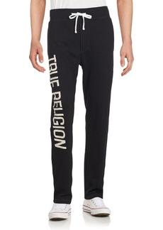 True Religion Cotton-Blend Track Pants