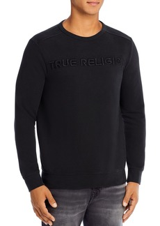 True Religion Crewneck Logo Sweatshirt