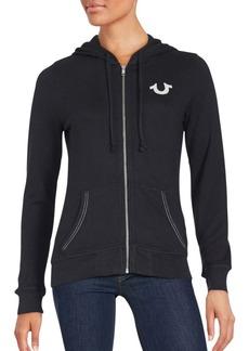 True Religion Crystal Horseshoe Jacket