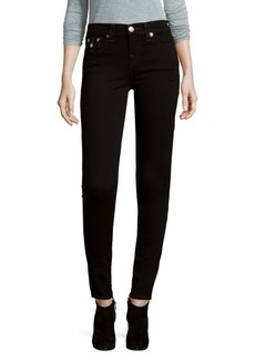 True Religion Dark High-Waisted Jeans