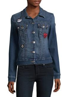 True Religion Denim Tracker Jacket