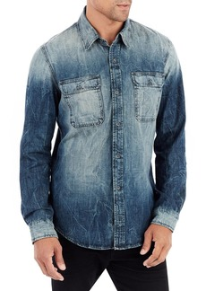 True Religion Denim Work-Wear Shirt