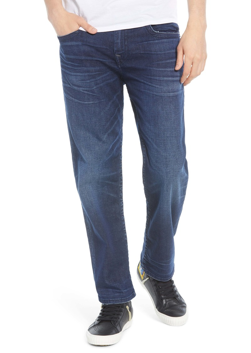 True Religion Devin Relaxed Fit Jeans (Dark Ocean)