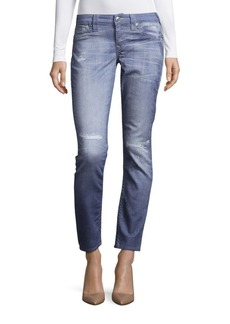 True Religion Digital Print Legging Jeans