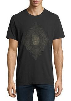 True Religion Embroidered Logo T-Shirt