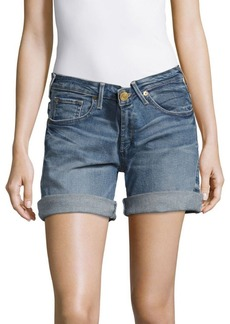 True Religion Emma Five-Pocket Style Shorts
