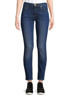 True Religion Faded Super Skinny Jeans
