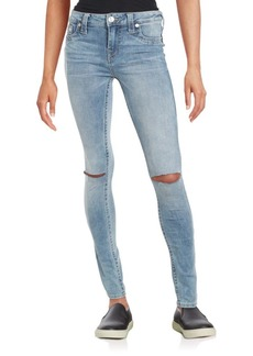 True Religion Five-Pocket Skinny-Fit Jeans