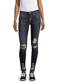 True Religion Five-Pocket Super Skinny-Fit Jeans