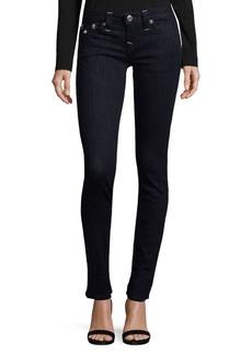 True Religion Flap Button Jeans