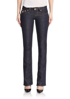 True Religion Flap Pocket Bootcut Jeans
