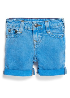 True Religion Geno Denim Shorts (Baby Boys)