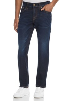 True Religion Geno Slim Fit Jeans in Blue Night