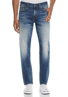 True Religion Geno Slim Fit Jeans in Jetset Blue