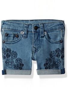 True Religion Girls' Toddler Fashion Short
