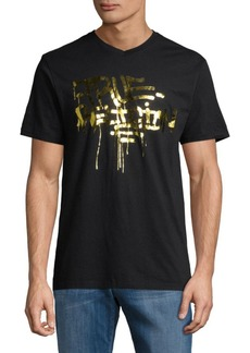 True Religion Graffiti Cotton Tee