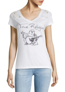 True Religion Graphic Short-Sleeve Tee