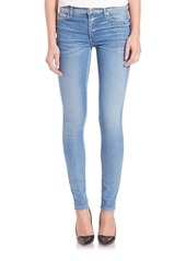 True Religion Halle Bleached Whiskered Jeans
