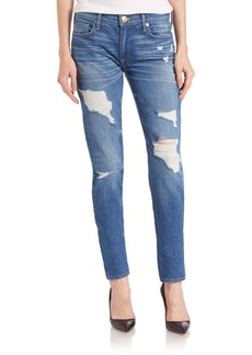 True Religion Halle Distressed Jeans