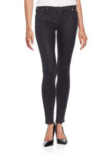 True Religion Halle Printed Super Skinny Jeans