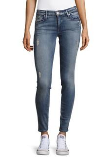 True Religion Halle Super Skinny Jeans- Washed/Blue