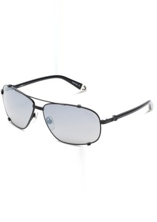 True Religion Harley Aviator Sunglasses