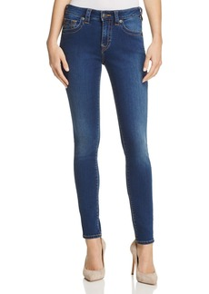 True Religion Jennie Curvy Skinny Jeans in Lands End Indigo