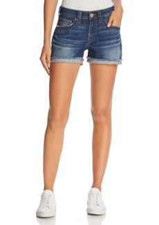 True Religion Jennie Denim Shorts in Gen Z