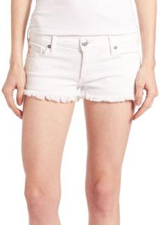 True Religion Joey Cutouff Shorts