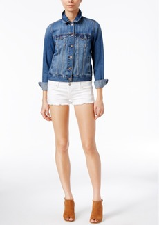 True Religion Joey Denim Cutoff Shorts