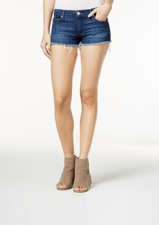 True Religion Joe Cutoff Denim Shorts