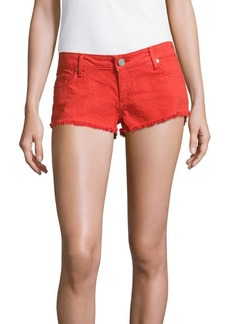 True Religion Joey Zipped Shorts