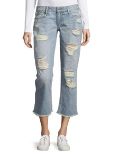 True Religion Karlie Cropped Jeans