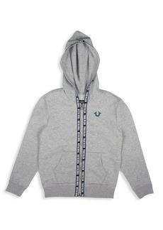 True Religion Little Boys and Boy's Tape Cotton Jacket