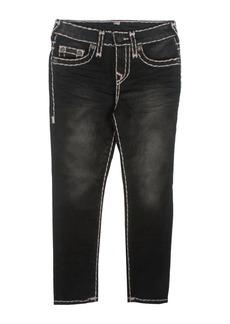 True Religion Little Boy's Contrast Stitch Jeans