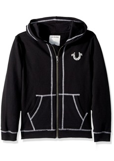 True Religion Boys' Little French Terry Hoodie