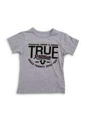 True Religion Little Boys Premium Goods Graphic Tee