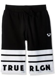 True Religion Little Boys' Sweat Short