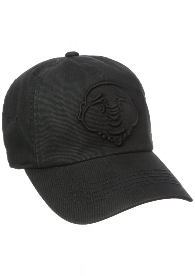 1163f2ef2c On Sale today! True Religion True Religion Men s 3D Buddha Baseball Cap