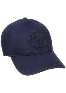 True Religion Men's 3d Buddha Baseball Cap