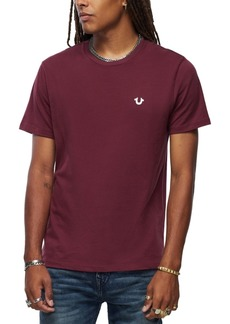 True Religion Men's Buddha Graphic T-Shirt