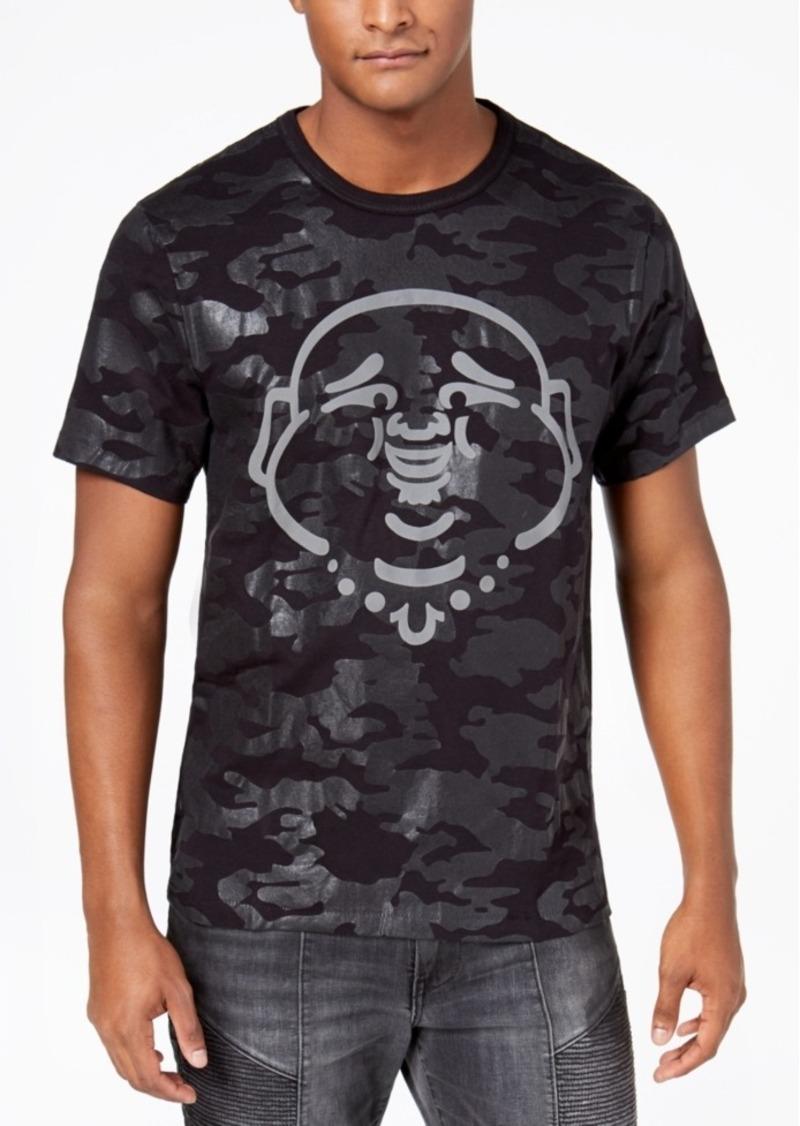 999c0b72 SALE! True Religion True Religion Men's Buddha Tonal Camouflage Logo ...