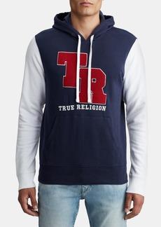True Religion Mens Chenille Hoodie