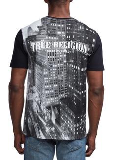 True Religion Men's City View T-Shirt